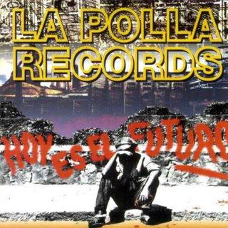 Bandas con tres discazos consecutivos - Página 6 La_Polla_Records_-_Hoy_es_el_futuro