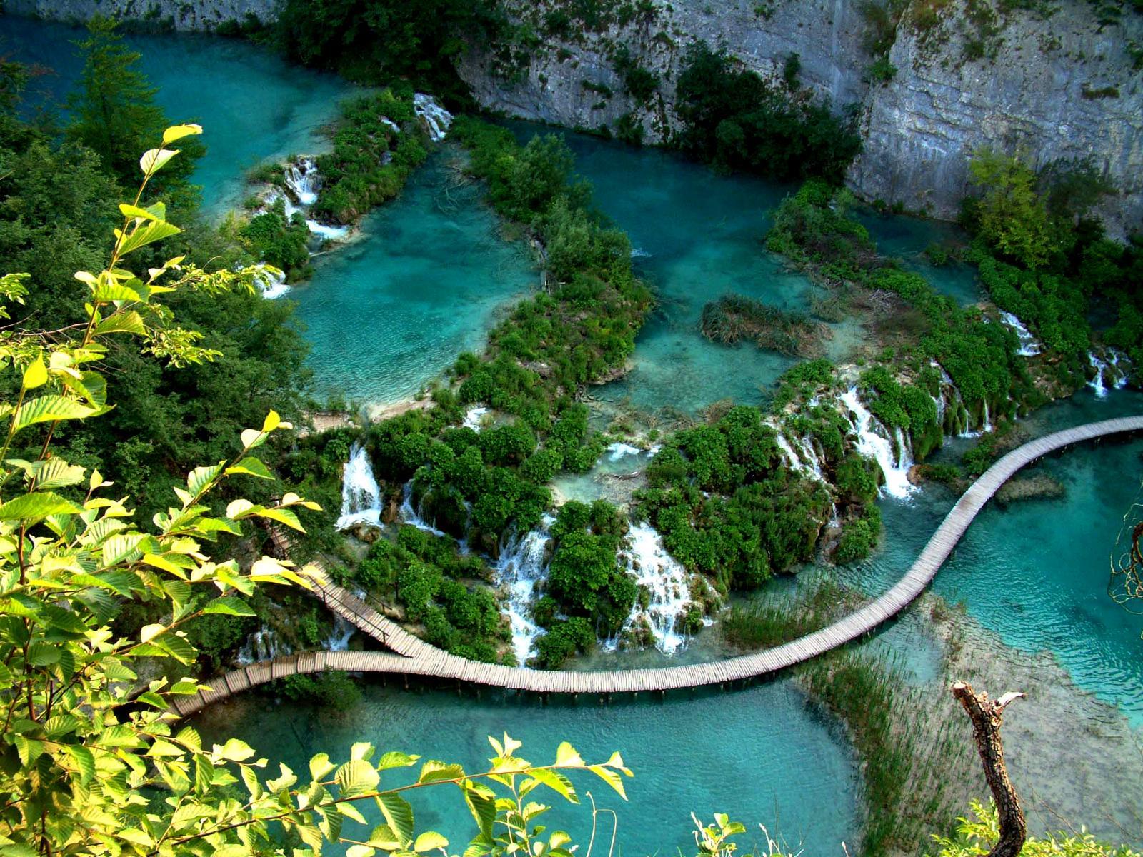 Plitvička jezera Plitvice3
