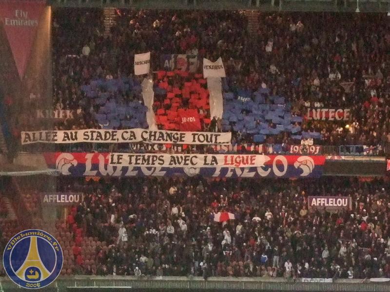 L1 : PSG - Lille 2