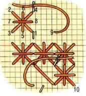 Учимся вышивать крестиком! Krestik9