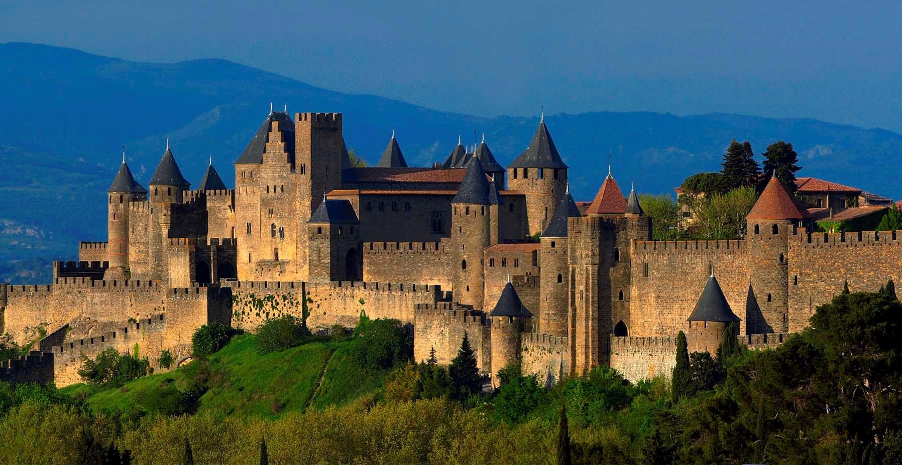 Ciudades del mundo (A a la Z) Pic-1-Carcassonne