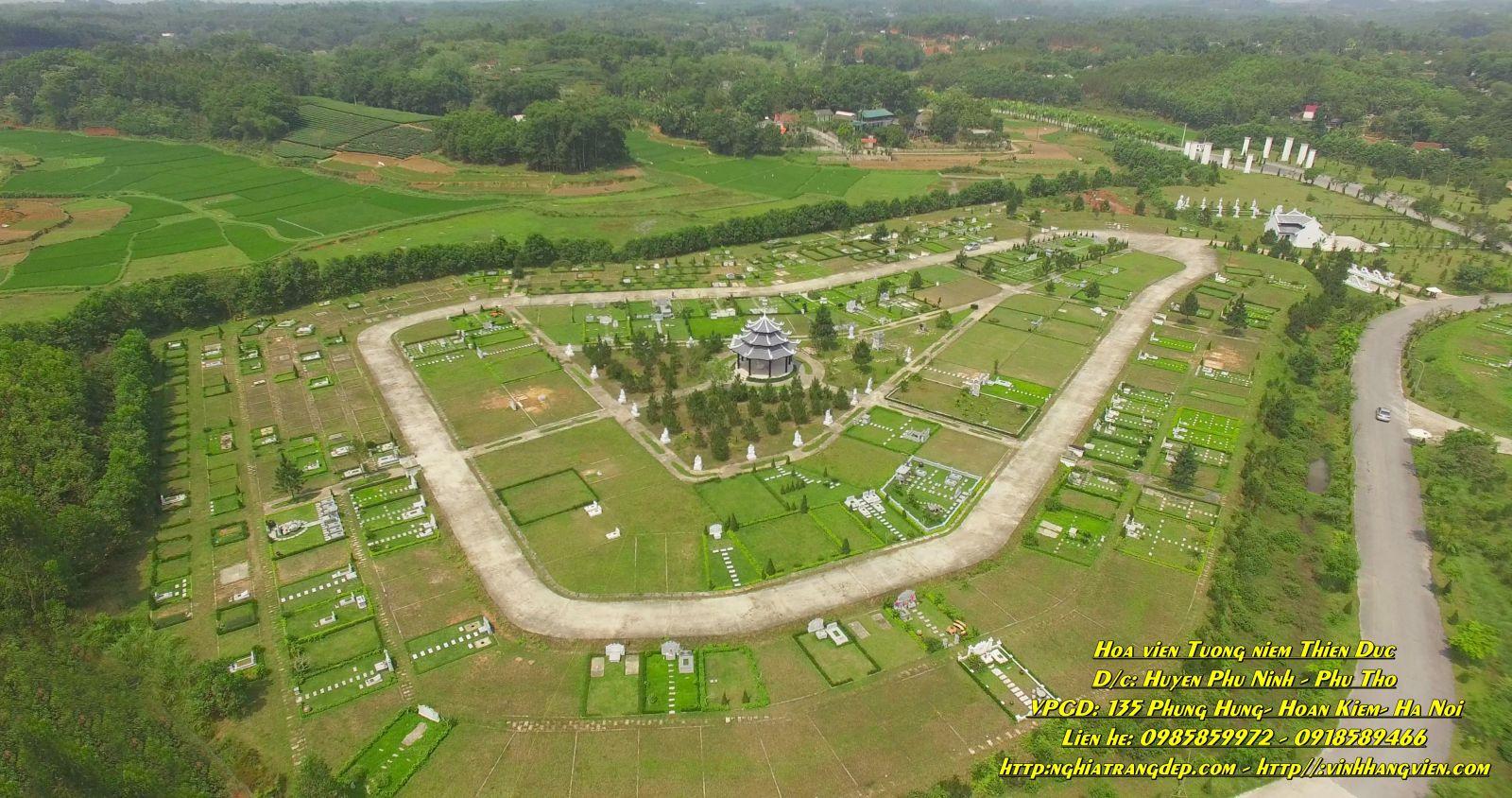Công viên nghĩa trang Thiên Đức Siêu Nghĩa Trang Sinh Thái Mua-ba-dat-nghia-trang-thien-duc-doi-hoang-long