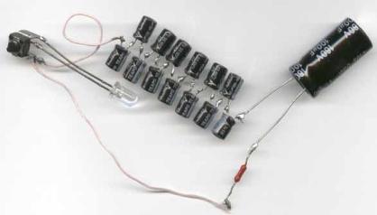 Найквистор - изотермический преобразователь теплоты окружающего воздуха в электрический постоянный ток So_svetodiodom