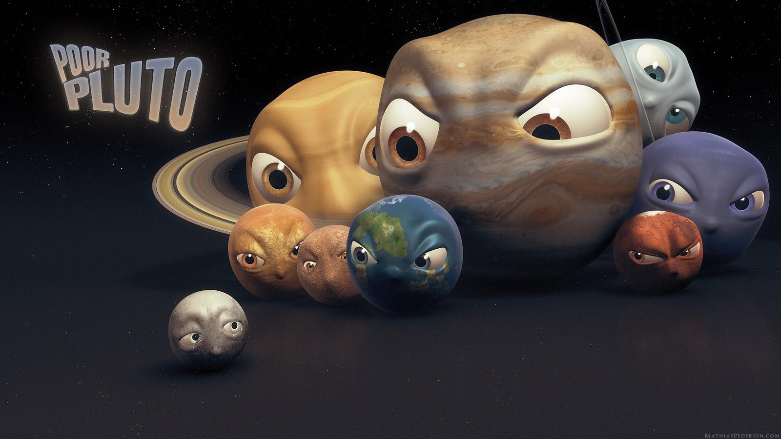 Pluto News NASA info Poor-pluto
