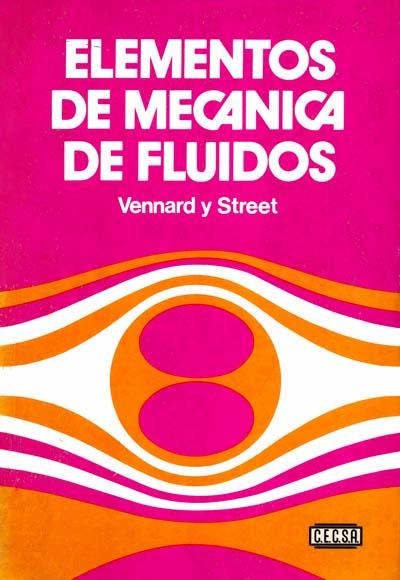 MECANICA DE FLUIDOS - VENNARD Portada