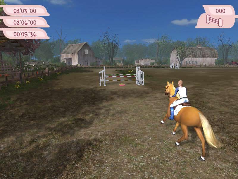 لعبة ركوب الخيل Planet Horse Planet-horse-jumpng