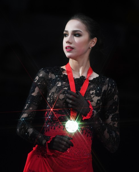Алина Ильназовна Загитова-2 | Олимпийская чемпионка - Страница 4 000133650562_RIAN-ID-5704173