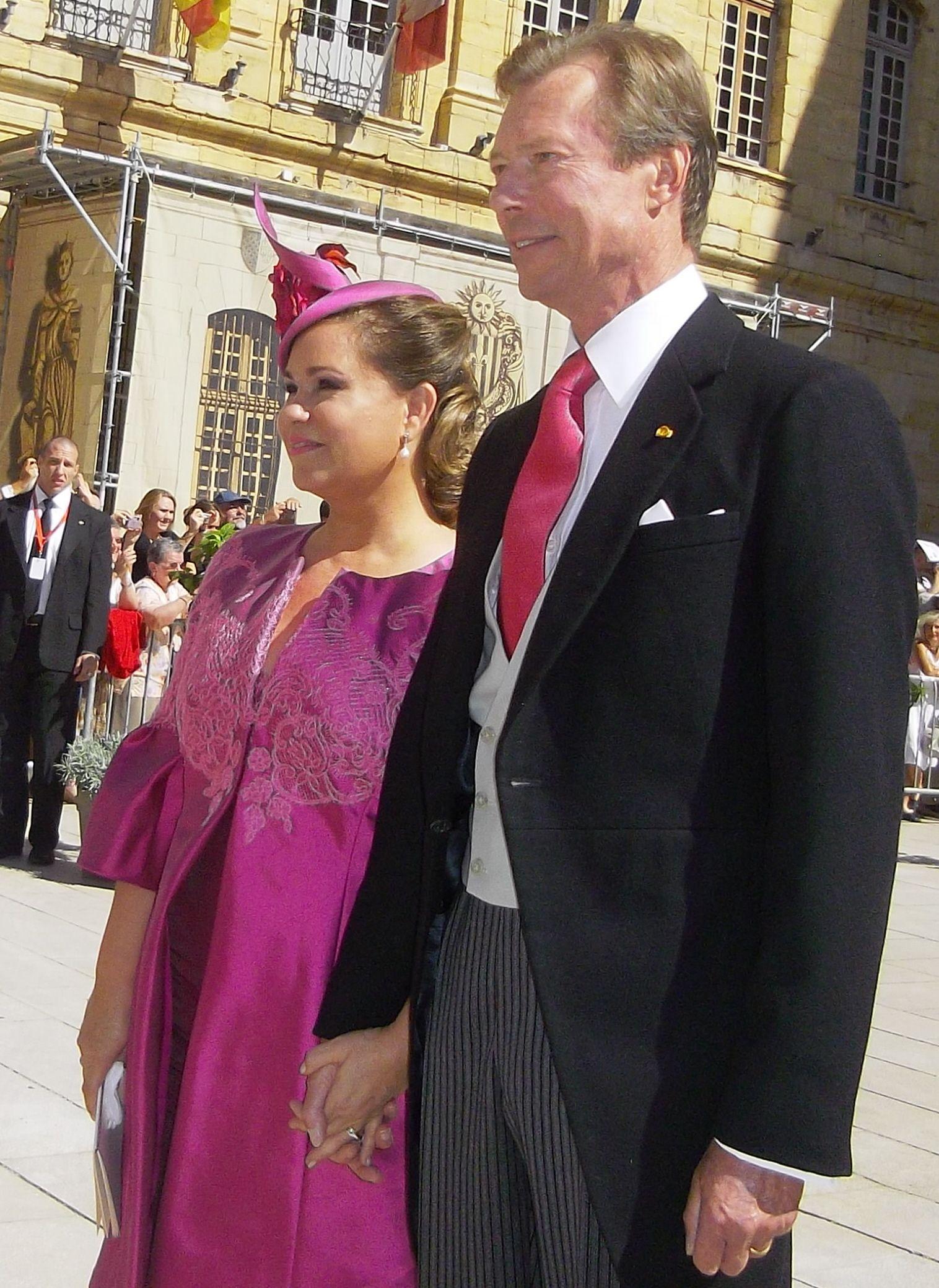 Boda de Félix de Luxemburgo y Claire Lademacher - Página 8 167e5e43