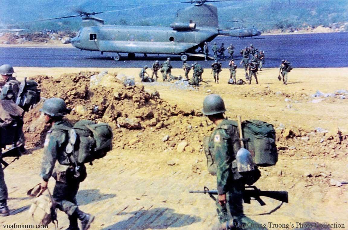 soldats sud-vietnamiens Airborne_ARVN3