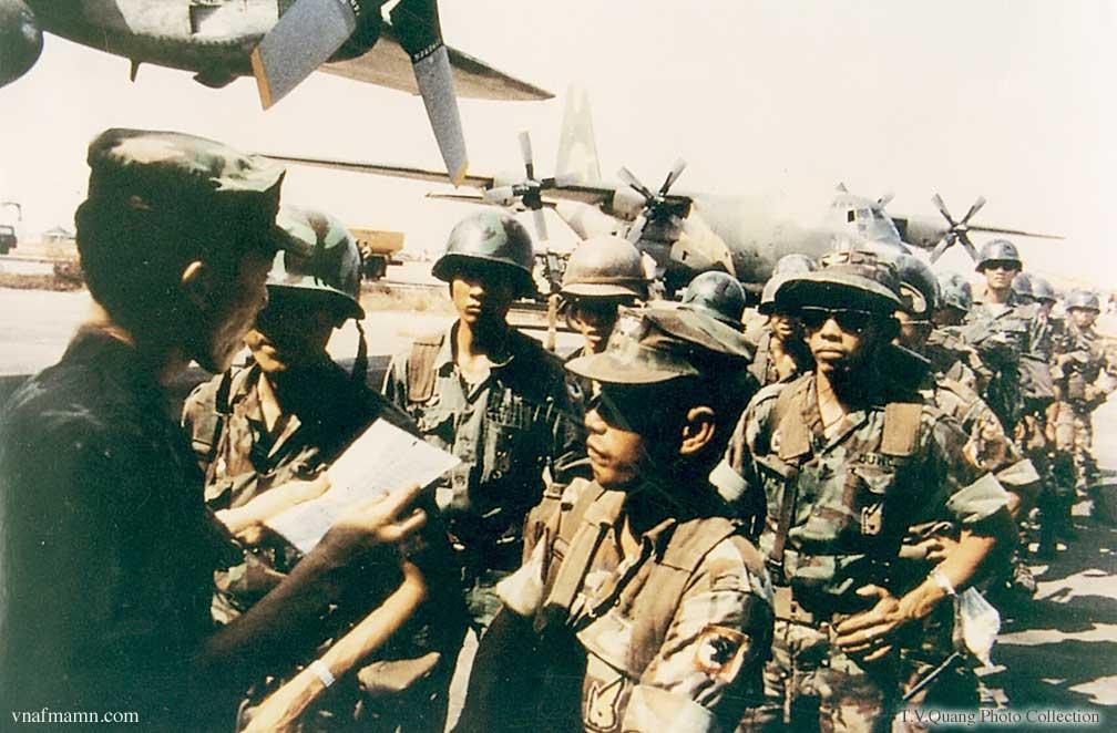 soldats sud-vietnamiens Airborne_ARVN30