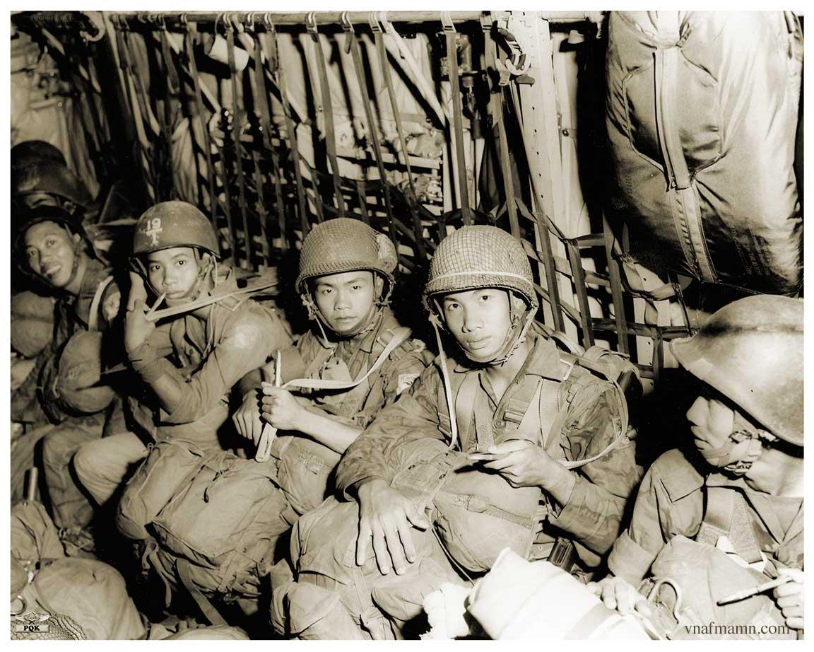 soldats sud-vietnamiens Airborne_ARVN35