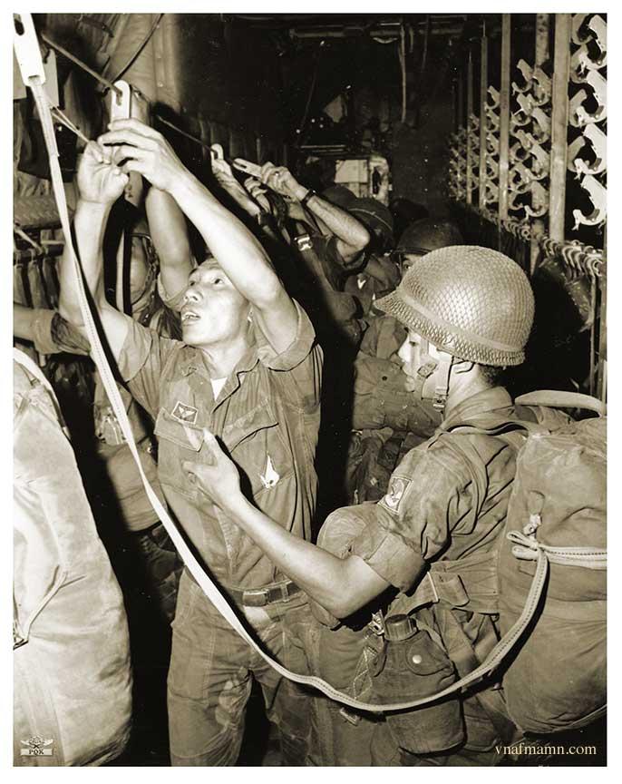 soldats sud-vietnamiens Airborne_ARVN37