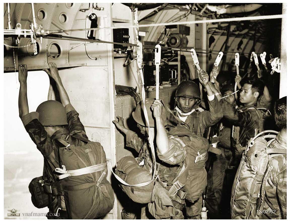 soldats sud-vietnamiens Airborne_ARVN38