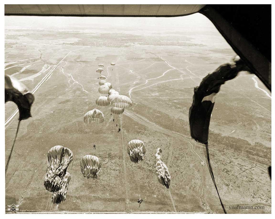 soldats sud-vietnamiens Airborne_ARVN39