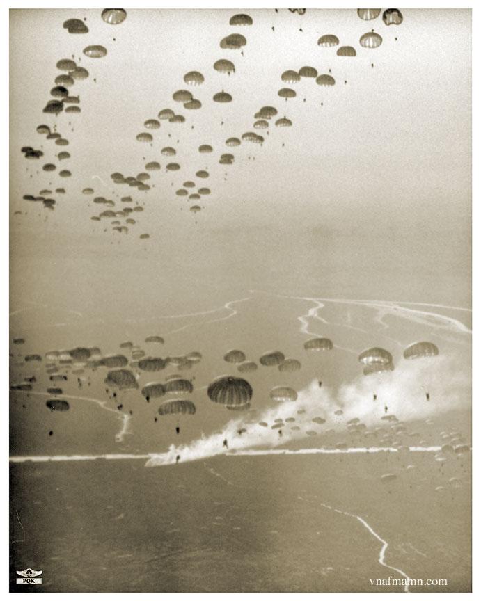 soldats sud-vietnamiens Airborne_ARVN42