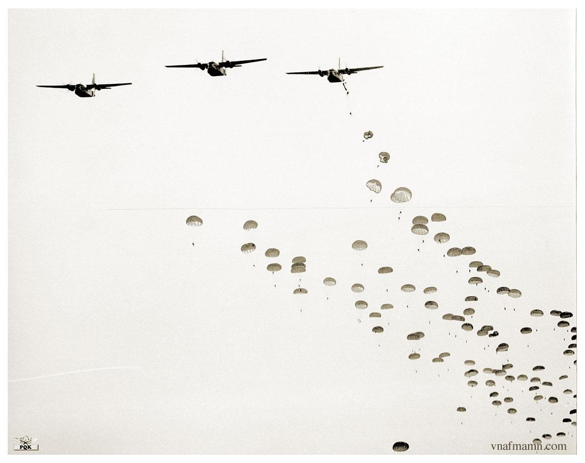 soldats sud-vietnamiens Airborne_ARVN43