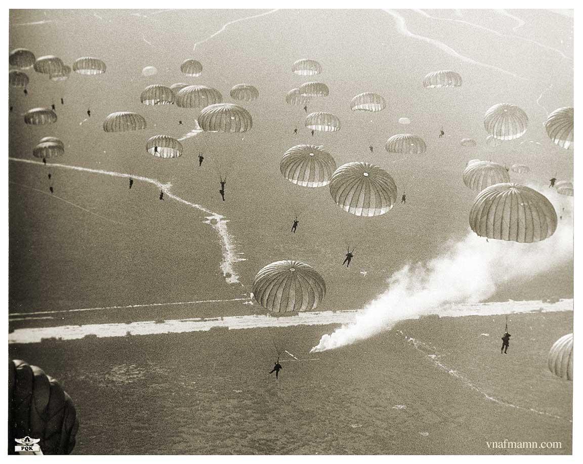 soldats sud-vietnamiens Airborne_ARVN44