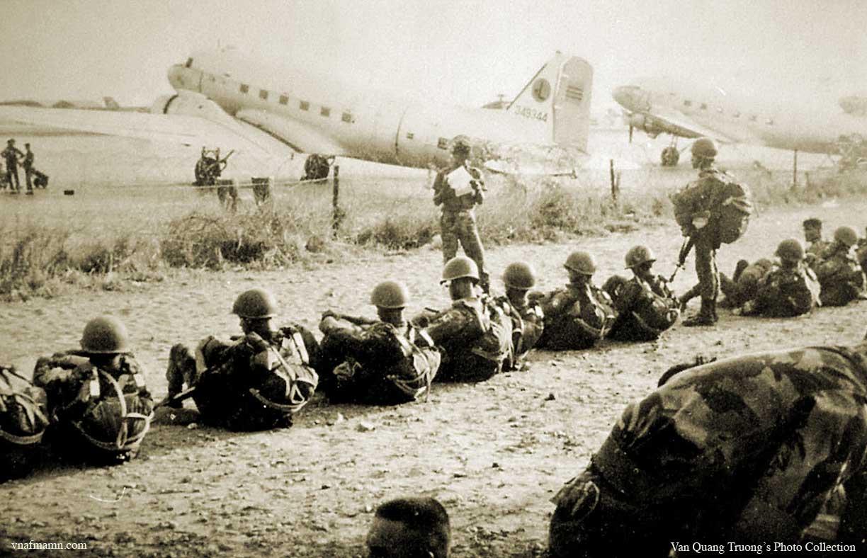 soldats sud-vietnamiens Airborne_ARVN5