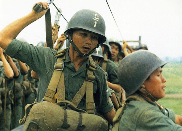 soldats sud-vietnamiens Airborne_ARVN51