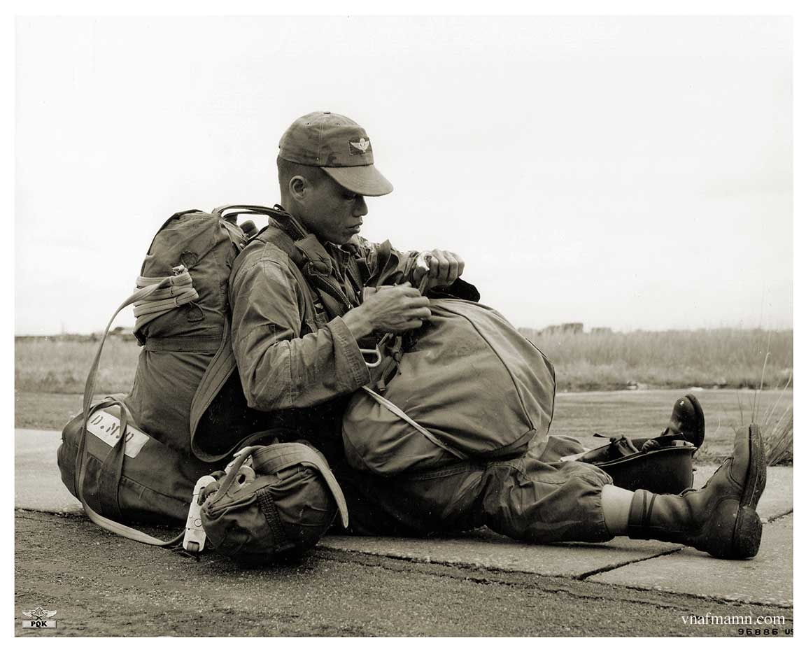soldats sud-vietnamiens Airborne_ARVN53