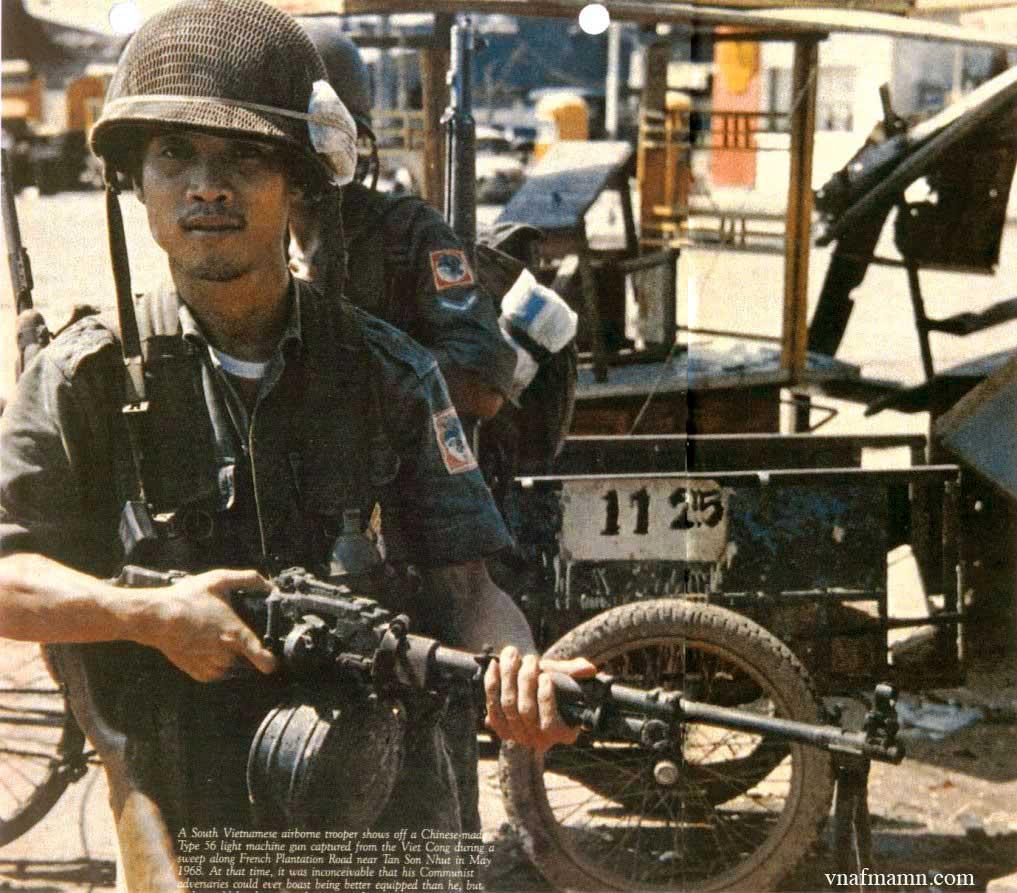soldats sud-vietnamiens Airborne_ARVN9