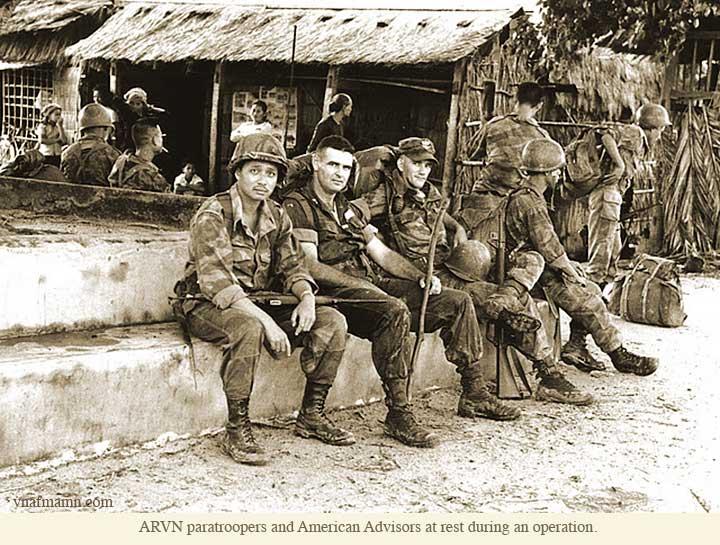 soldats sud-vietnamiens Airborne_Advisor10