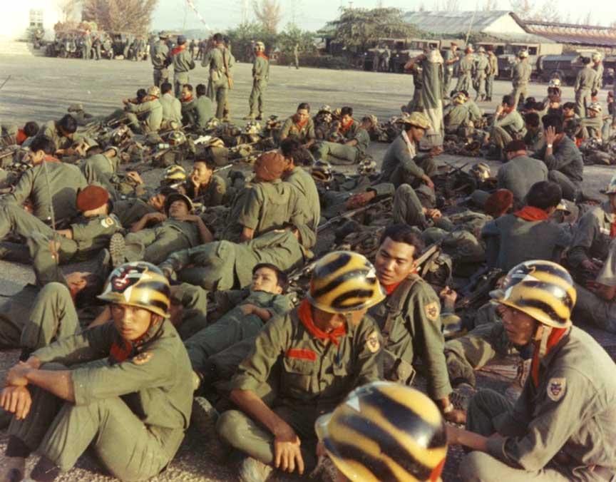soldats sud-vietnamiens ARVN_Ranger17
