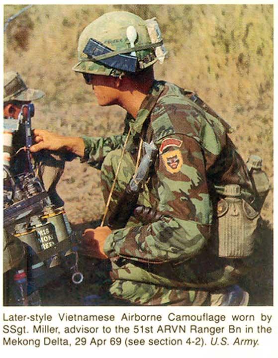 soldats sud-vietnamiens ARVN_Ranger18