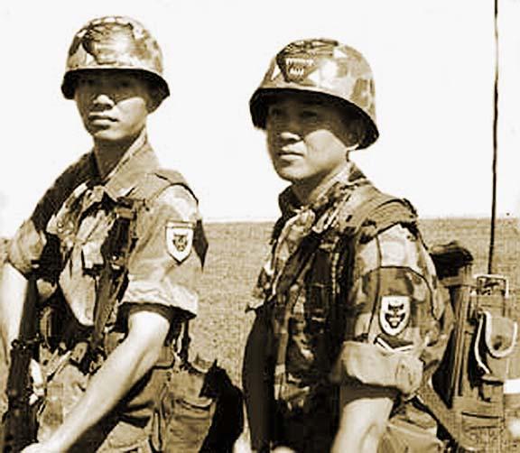 soldats sud-vietnamiens ARVN_Ranger20