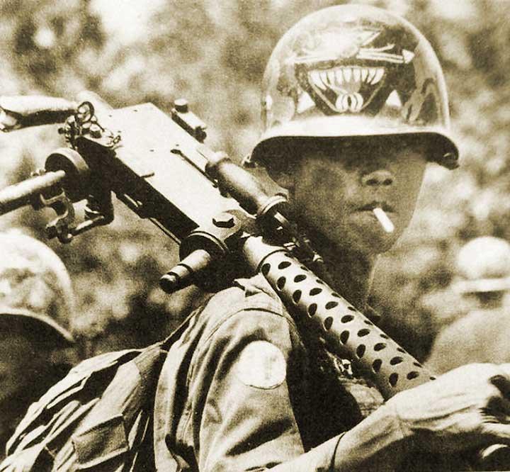 portrait de soldats ARVN_Ranger21