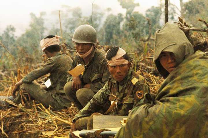 soldats sud-vietnamiens ARVN_Ranger22