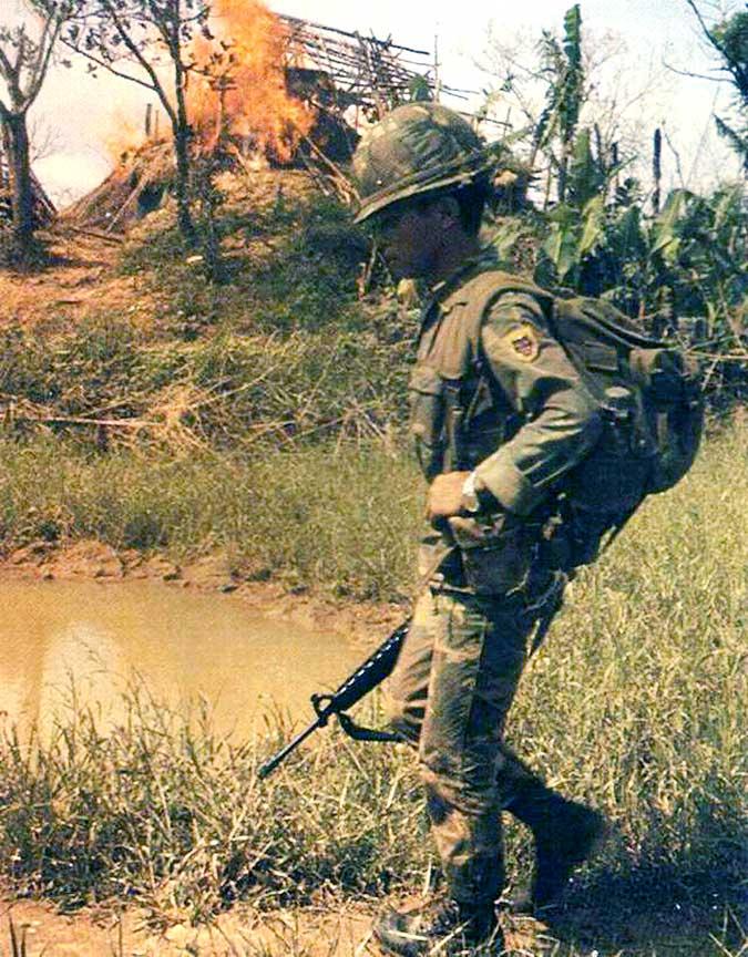 soldats sud-vietnamiens ARVN_Ranger23