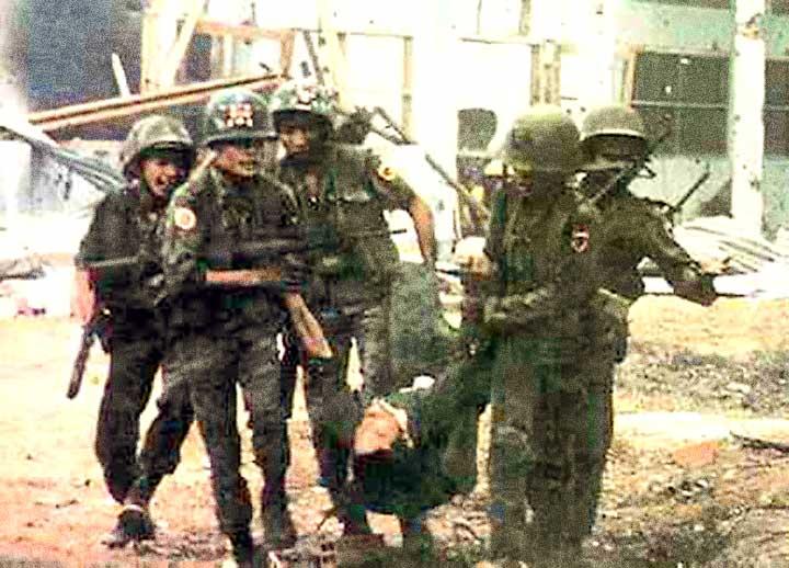 soldats sud-vietnamiens ARVN_Ranger25