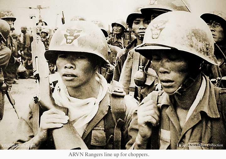 soldats sud-vietnamiens ARVN_Ranger5