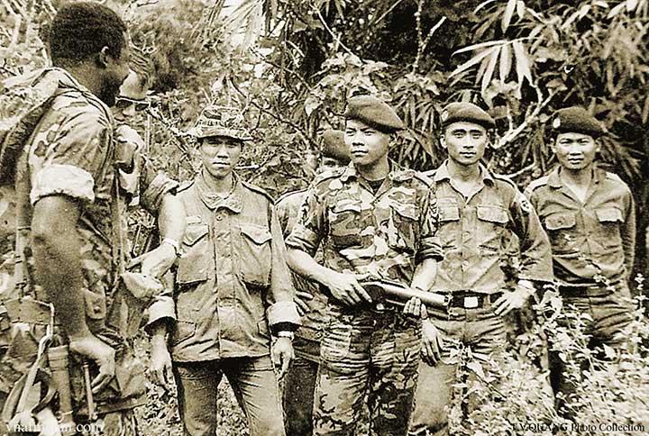 soldats sud-vietnamiens ARVN_Ranger6