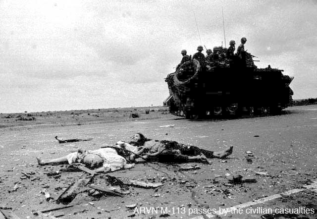 soldats sud-vietnamiens April5