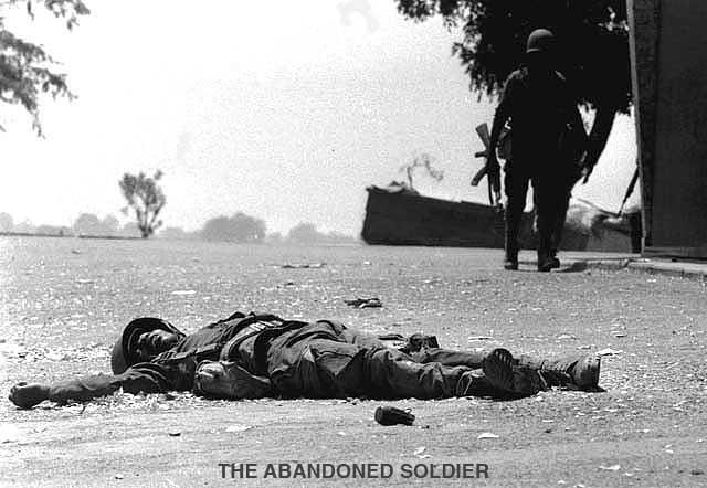 soldats sud-vietnamiens April6