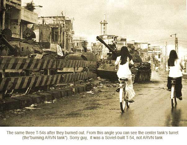 Vietnam War 1954-1975 T54-4