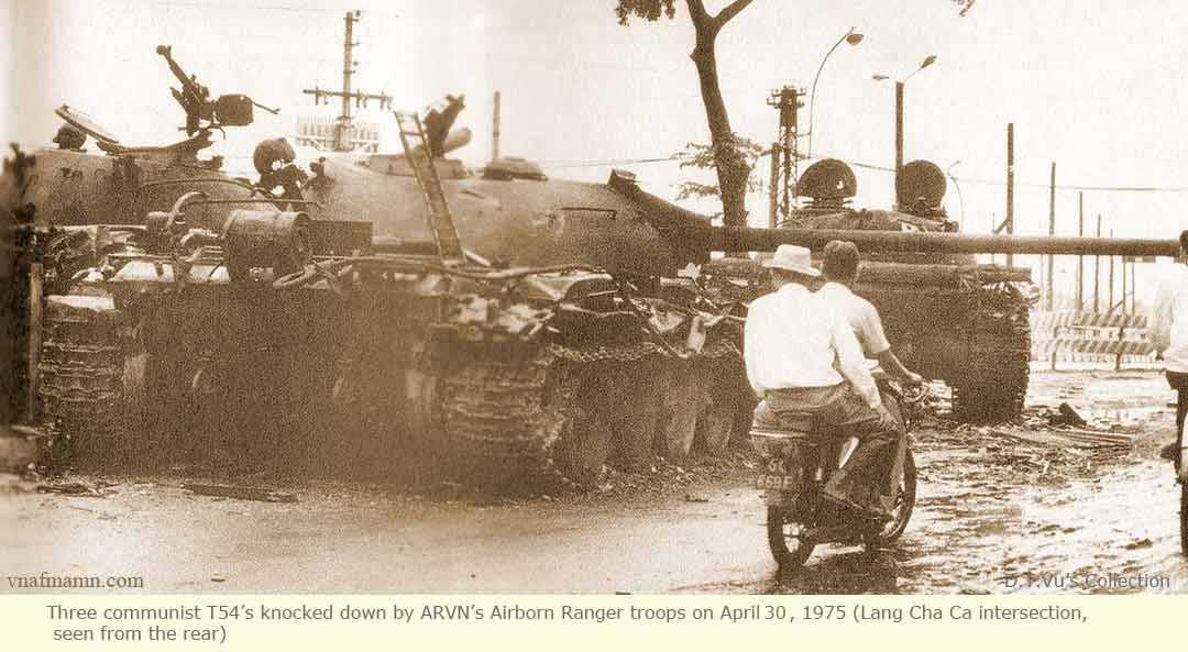 Vietnam War 1954-1975 T54-5