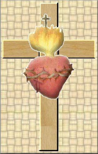 ✟Les Saints - Les Saintes du  Jour✟ Coeur_crucifie_a