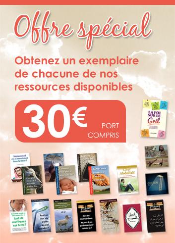 Pack découverte livres Offre-special-advert