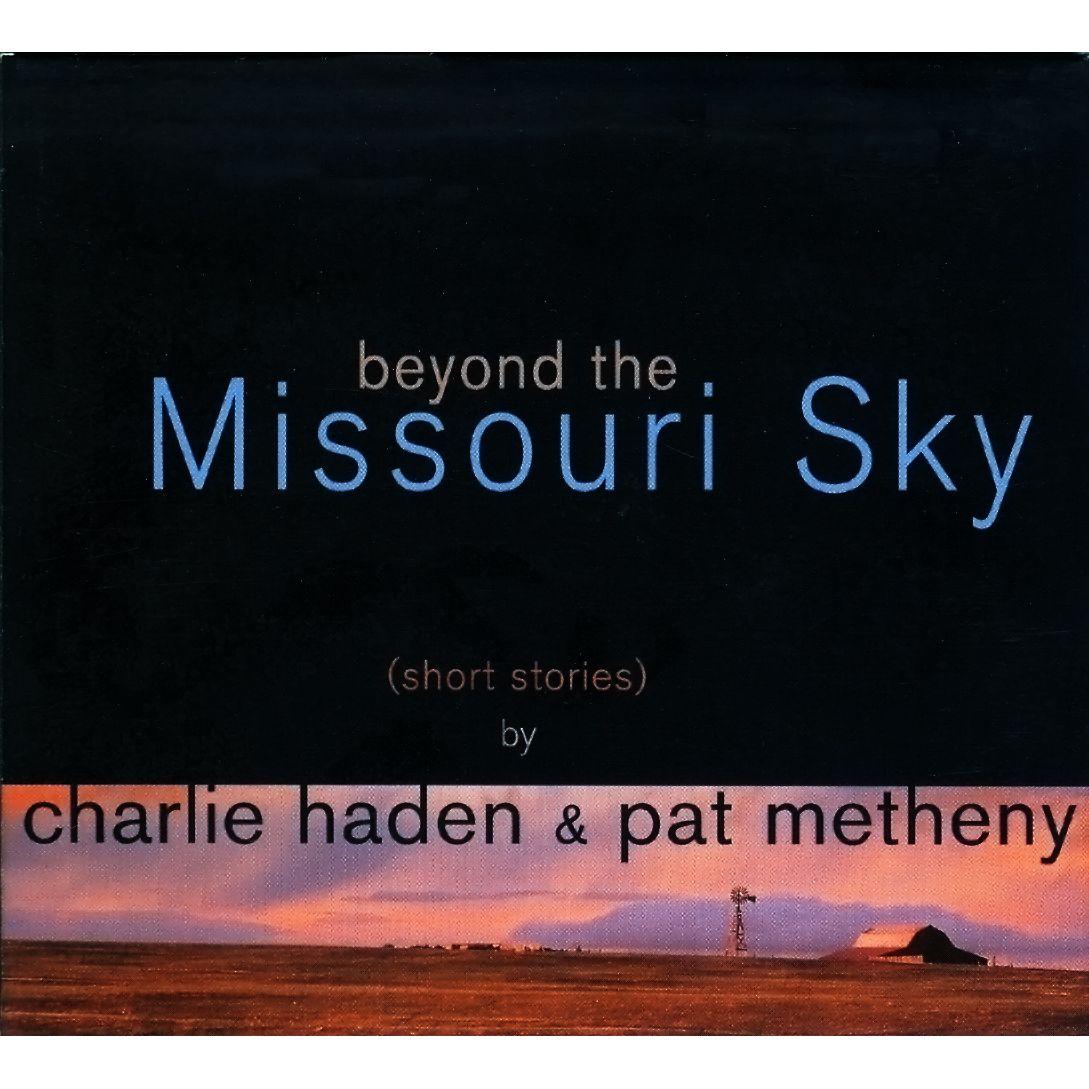 Jazz suave o intimista - Página 3 Beyond-The-Missouri-Sky-Short-Stories-cover