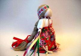 Создаем волшебную куклу-помощницу Kukla-zhelannitsa