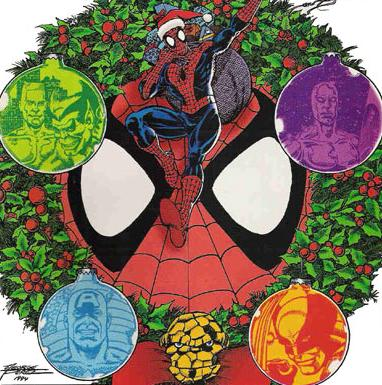 Part 14 / 6 Marvel-christmas