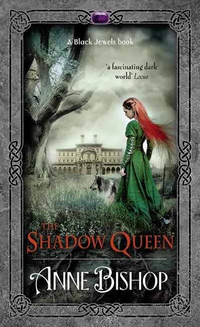 La triologie des joyaux noirs (série) - Anne Bishop Shadow-queen