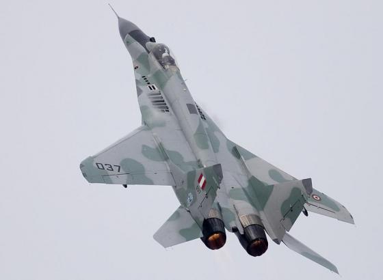 بوليفا تنوي شراء 20 مقاتلة حربية لمحاربة المخدرات MiG-29SMP.t