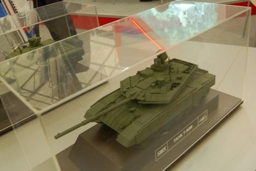 2015 - الجزائر تستلم حزمة ثالثة  من  [ دبابات T-90  ]   - صفحة 3 T-90m_model