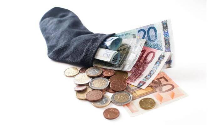 деньги - Денежные носки-простой бытовой ритуал на деньги Post_compressed