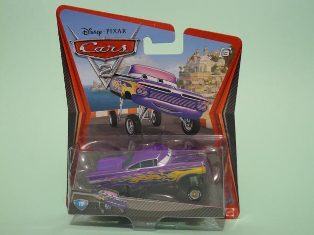 [Cars 2] British Ramone 1000734