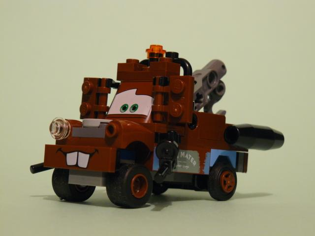 [lego et autres horreurs...] cars 1 et 2 1000895